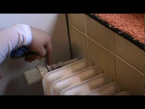 heizk rper wird nicht warm was kann ich tun youtube. Black Bedroom Furniture Sets. Home Design Ideas