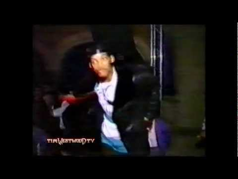Westwood party 1986 Will Smith on the dancefloor!