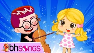 Skidamarink Lyrics | Nursery Rhymes | Kids Songs | Song for Kids 2015
