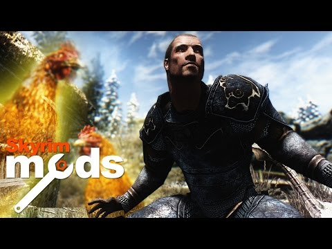 Dragon Nests and Baby Dragons! - Top 5 Skyrim Mods of The Week