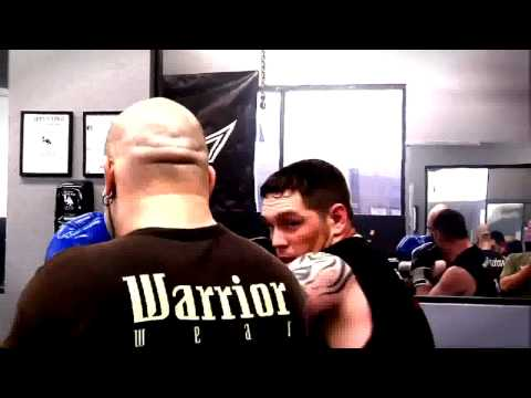 Bas Rutten Fight Club - Come Train With The Best Here At Team Crossfit Avi