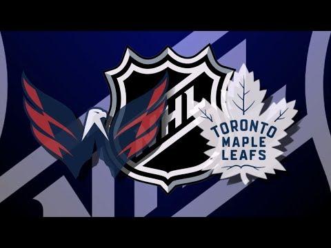 Вашингтон – Торонто (18.10.17) Обзор матча...