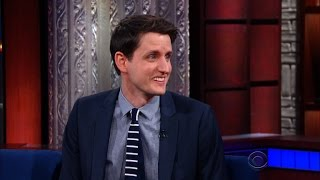 Zach Woods Won't Watch 'Silicon Valley'