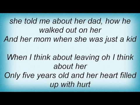 Kenny Chesney - When I Think About Leavin