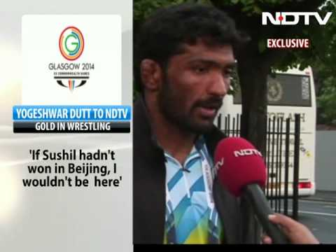 Delighted to win CWG gold, focus now on Asian Games: Yogeshwar Dutt to NDTV