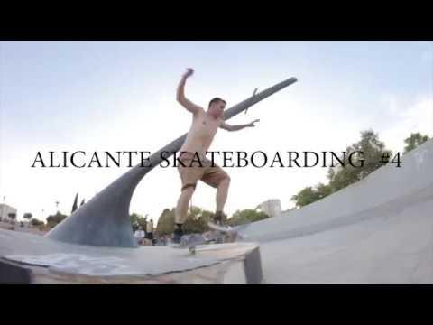 ALICANTE SKATEBOARDING #4 |PICNIC SKATESHOP|