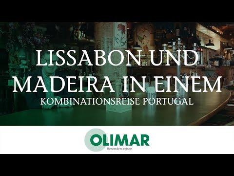 Lissabon und Madeira in Einem ☀️ 7 Tage Kombinationsreise Portugal