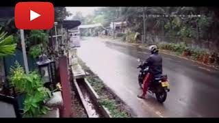 Homagama Accident CCTV 19-09-2018