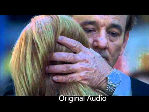 Spoiler:  Bill Murray's Whisper in Lost in Translation