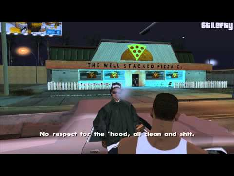GTA San Andreas - Mission #2 - Ryder