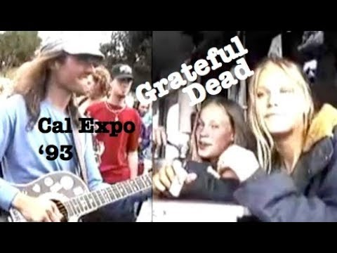 The Grateful Dead Parking Lot Video