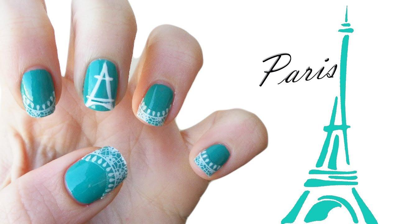 Paris Nail Art ♥