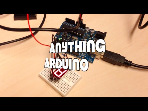 Tutorials with Arduino: Range Sensor with LCD and 7