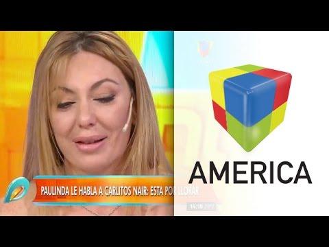 La angustia de Paulinda por el escándalo con Carlitos Nair Menem