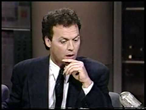 Michael Keaton Promoting Batman on David Letterman 6/22/89 (1 of 2)