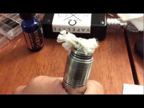 my first try on quad coil