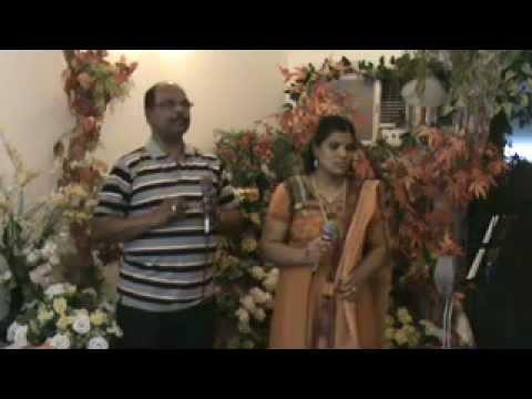 Jaya - Sali & Preetha Vijayan - 'anuraagalola Raathri......!' - 20.9.2012 video