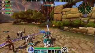 Poseidon (Smite Gameplay)