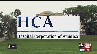 Who is HCA?