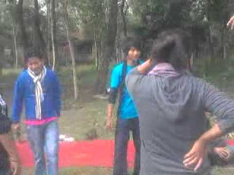 Nepali  Log Geet Picnic Dance video