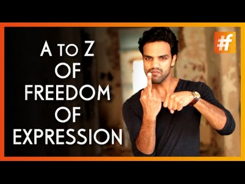The A To Z Of Freedom Of Expression video
