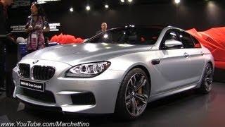 2014 BMW M6 Gran Coupè in Detail