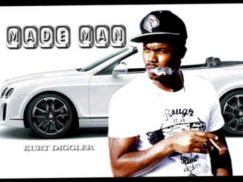 kurt diggler - bad bitches be on me [ Made Man 2013 ]