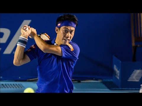 Mexico Open | Kei Nishikori Knocked Out By Sam Querrey