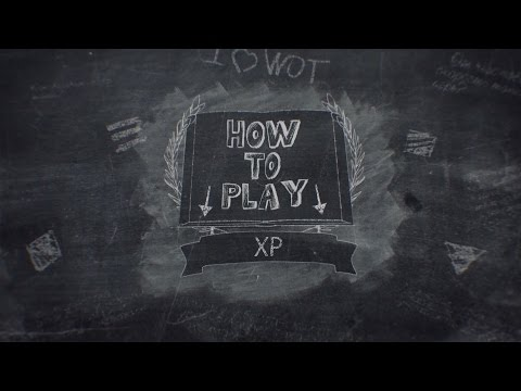 World of Tanks Console - Tutorial - XP