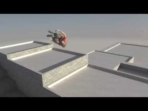 Parkour Test 1 | Chua Poh Ling | DigiPen Institute of Technology Singapore