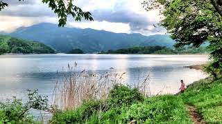 Japan Country near Mount Fuji: Lake Kawaguchiko & the area north of Mt Fuji