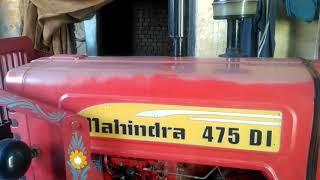 Mahindra 475 di tractor 2000 model full review