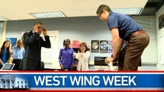 West Wing Week: 05/10/13 or I Dare You to Do Better