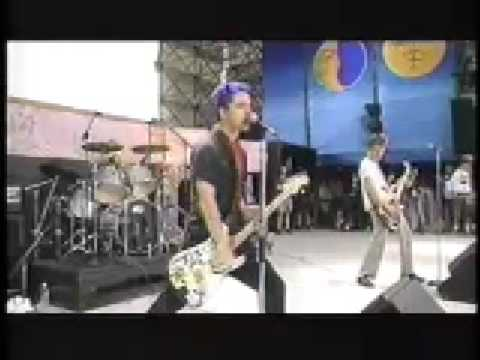 Green Day - Welcome To Paradise - Woodstock 94