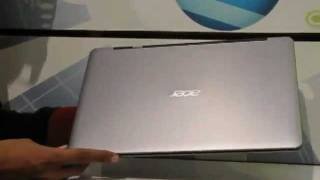 Acer Aspire s3 Ultrabook Review -Thinnest Notebook from Acer