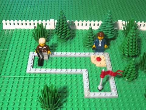 Lego Mini Golf (Contest Winner)