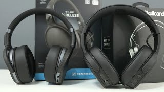 Sennheiser HD 4.40BT vs Skullcandy Crusher Wireless