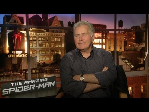 'The Amazing Spider-Man' Martin Sheen Interview