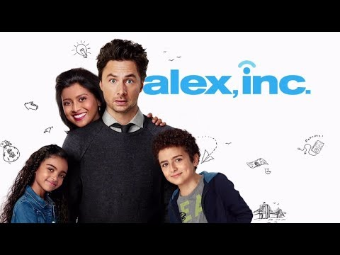 "Alex, Inc. (ABC) ""Raising a Family"" Promo HD - Zach Braff comedy series"