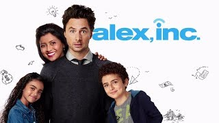 "Alex, Inc. (ABC) ""Raising a Family"" Promo HD - Zach Braff comedy series"