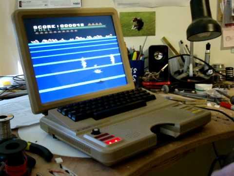 Atari 800 Buck Rogers