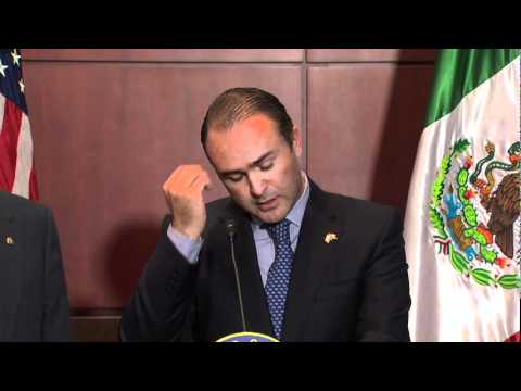 50th Mexico-U.S. Interparliamentary Group Press Conference
