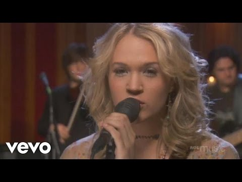 Carrie Underwood - Wasted (AOL Sessions)