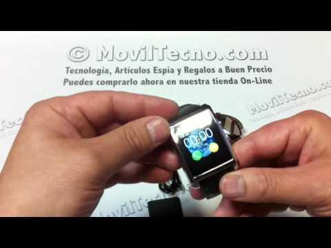 Comprar Reloj con Movil en MovilTecno.com