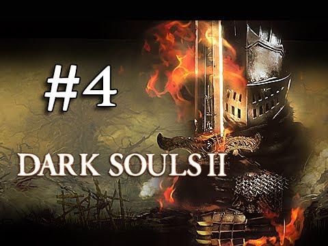 Dark Souls 2 Walkthrough Part 4 -  Merchant Hag Melentia (1080p Gameplay Commentary)