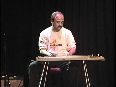 Subrata Kolay Do ghoont mujhe bhi pila de on steel guitar