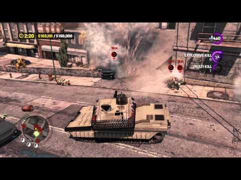 Saints Row: The Third – Open-World Gameplay Walkthrough