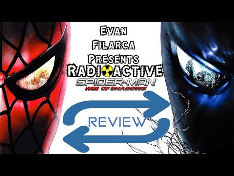 Radioactive Review - Spider-Man: Web of Shadows (My Personal FAVORITE Spidey Game of ALL TIME!!!)