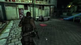 Resident Evil 6 Remastered (Game Clip 18)