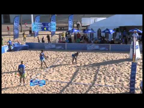 2014/15 Flying Fish Beach Volleyball Series - Durban Part 2